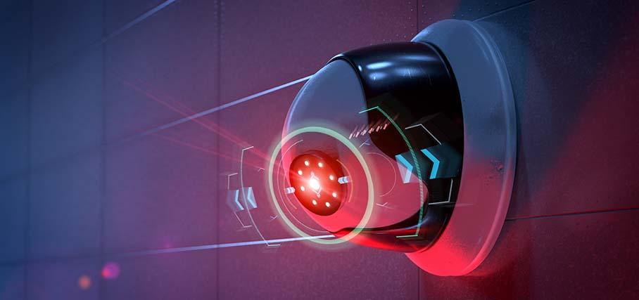 Vilken är det viktigaste funktionen på en övervakningskamera?
